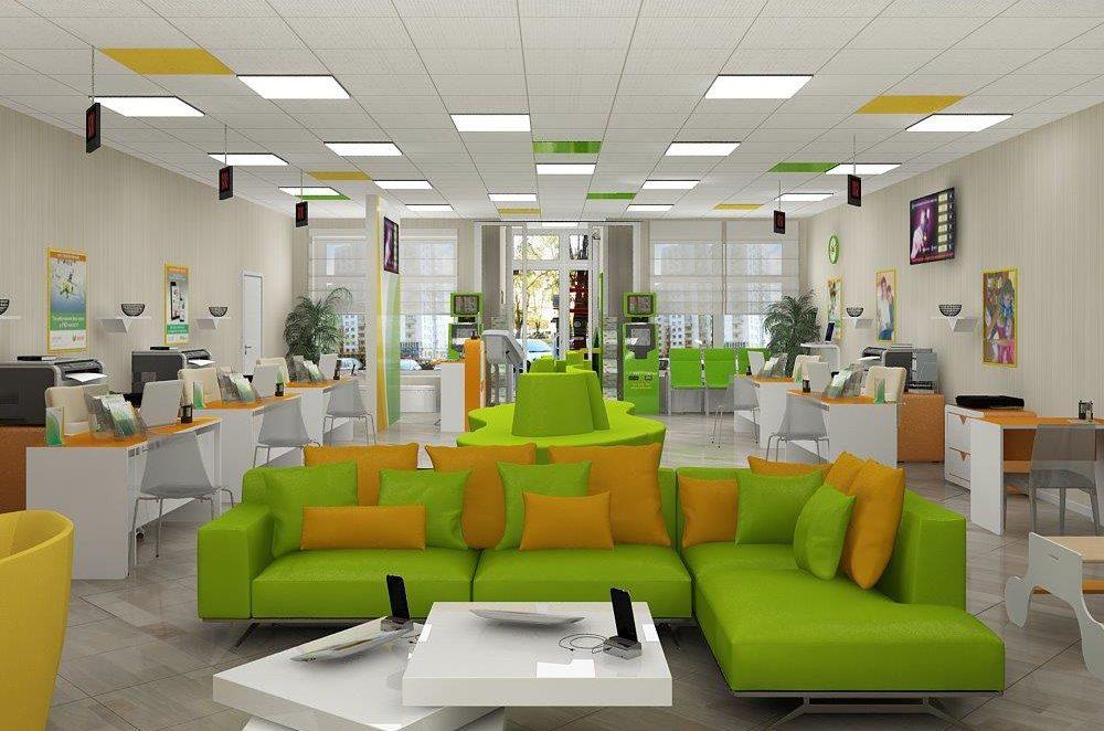 3d дизайн помещения Воля